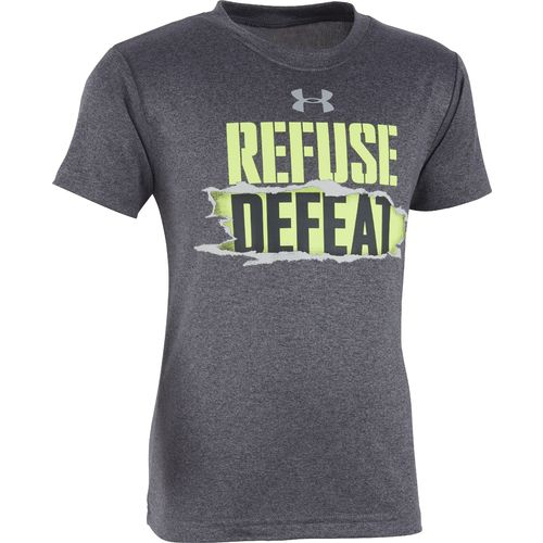 Under Armour™ Boys' Refuse Defeat T-shirt
