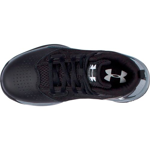 Under Armour Boys' BPS Jet Mid-Top Basketball Shoes - view number 3