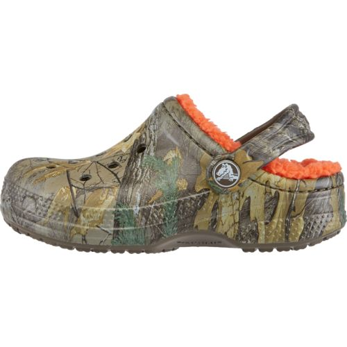 Crocs™ Kids' Realtree Xtra® Winter Clogs