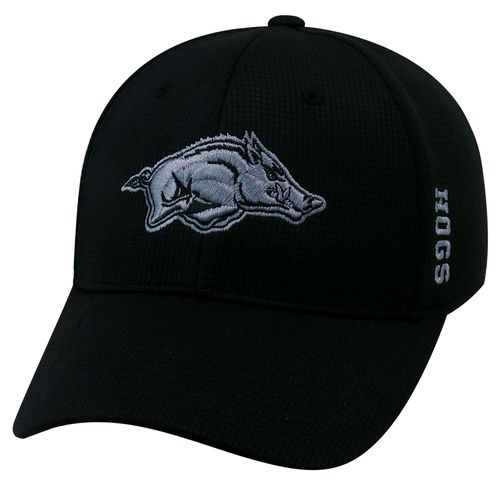 Top of the World Men's University of Arkansas Booster Plus Tonal Cap
