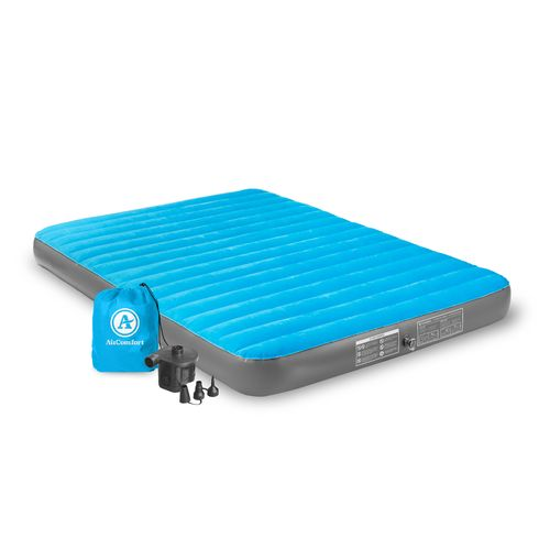 Air Comfort Camp Mate Queen-Size Air Mattress with Battery-Powered Pump - view number 5