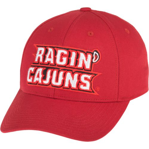 adidas Men's University of Louisiana at Lafayette Structured Adjustable Cap - view number 1