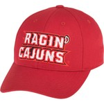 adidas™ Men's University of Louisiana at Lafayette Structured Adjustable Cap