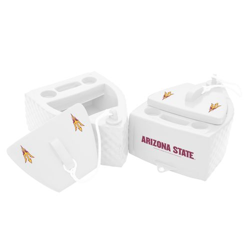TRC Recreation Arizona State University Floating SS Goodlife Kooler
