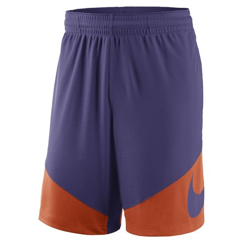 Nike™ Men's Clemson University Classics Basketball Short - view number 2