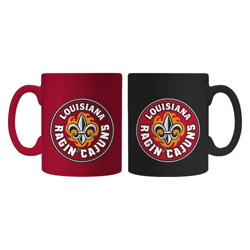 Boelter Brands University of Louisiana at Lafayette Mug Set