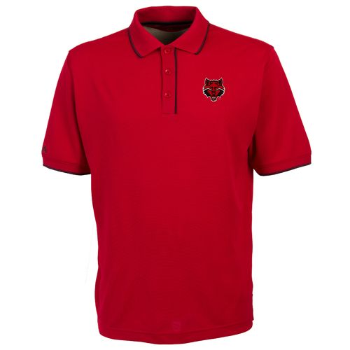 Antigua Men's Arkansas State University Elite Polo Shirt
