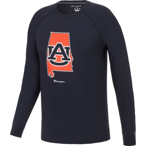 Champion™ Men's Auburn University Long Sleeve T-shirt