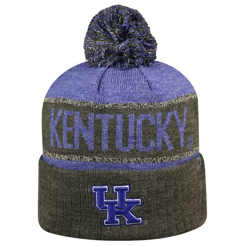 Top of the World Men's University of Kentucky Below Zero Cuffed Knit Cap