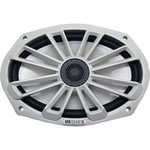 MB Quart Nautic Series 140W 6 in x 9 in 2-Way Coaxial Marine Speaker - view number 1