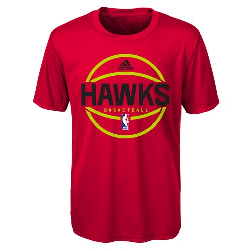 adidas™ Boys' Atlanta Hawks Graphic T-shirt