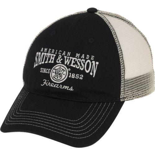 Smith & Wesson Men's American Made Mesh Cap