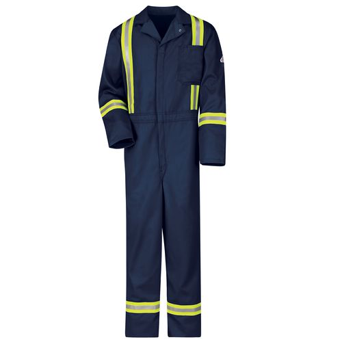 Bulwark Men's EXCEL FR® Flame Resistant Classic Coverall