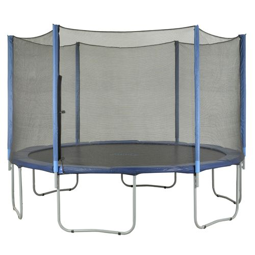 Upper Bounce® Replacement Trampoline Enclosure Net for 14' Round Frames with 6 Straight Poles - view number 6