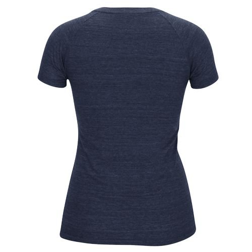 adidas™ Women's Sporting Kansas City War Paint V-neck T-shirt - view number 2