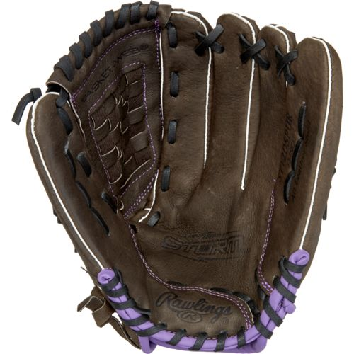 Rawlings Youth Storm 12 in Fast-Pitch Softball Glove - view number 1