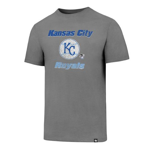 '47 Kansas City Royals Stacked Knockaround Club T-shirt
