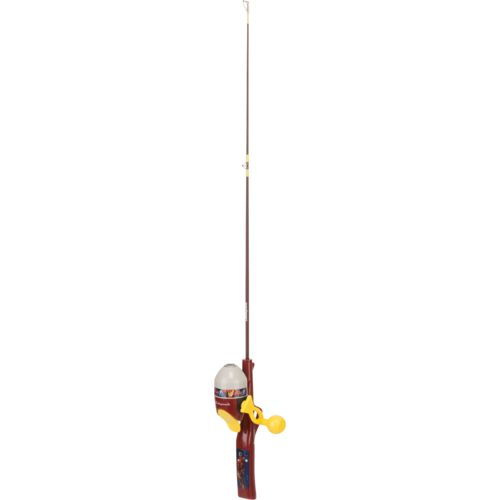 Shakespeare Iron Man 2 ft 6 in Spincast Rod and Reel Combo