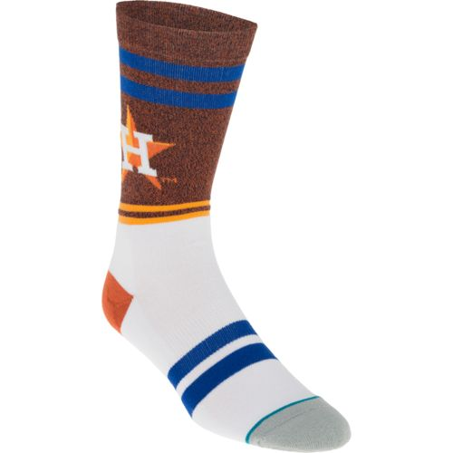 Stance Men's Houston Astros Diamond Socks