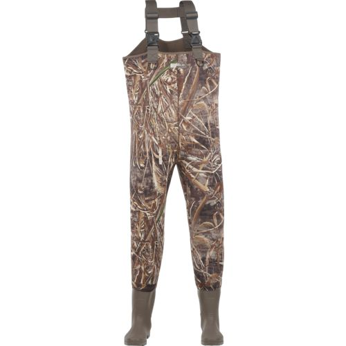 Display product reviews for Magellan Outdoors Men's Neoprene Bootfoot Wader