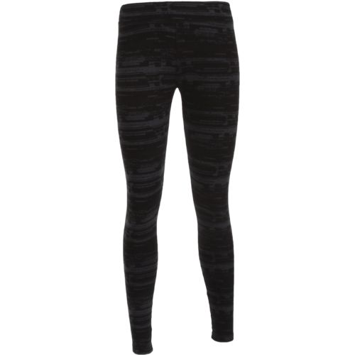 BCG Women's Lifestyle Jersey Printed Legging