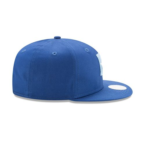 New Era Women's Kansas City Royals Team Glisten 9FIFTY® Cap - view number 6