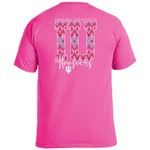 Image One Women's Indiana University Ikat Letter Script T-shirt - view number 1