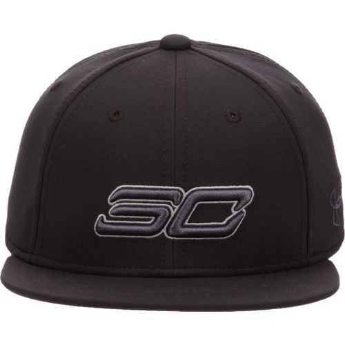 Under Armour Boys' SC30 Core Snapback Cap - view number 1