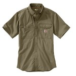 Carhartt Men's Force Ridgefield Solid Long Sleeve Shirt - view number 1