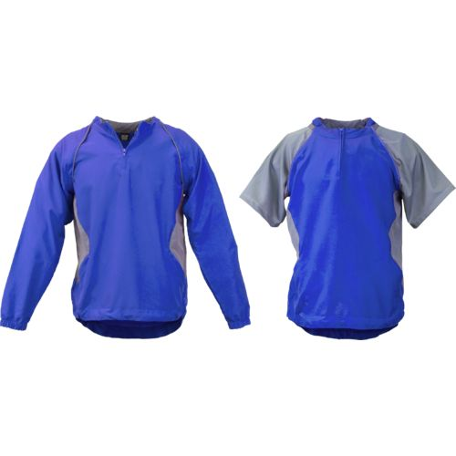 3N2 Men's Change-Up Convertible 1/4 Zip Pullover