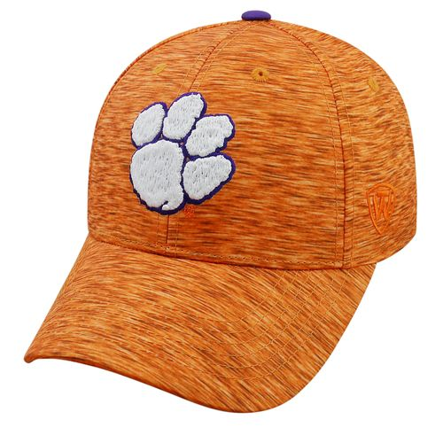 Top of the World Men's Clemson University Warpspeed Cap