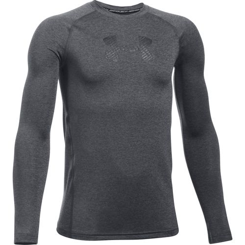 Under Armour™ Boys' Armour Long Sleeve T-shirt