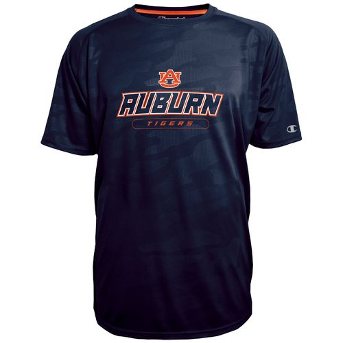 Champion™ Men's Auburn University Impact Embossed T-shirt - view number 1