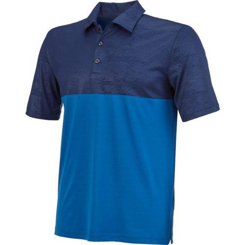 BCG Men's Golf Colorblock Polo Shirt - view number 3