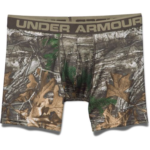 Under Armour Men's Original Series Camo Boxerjock Underwear - view number 3