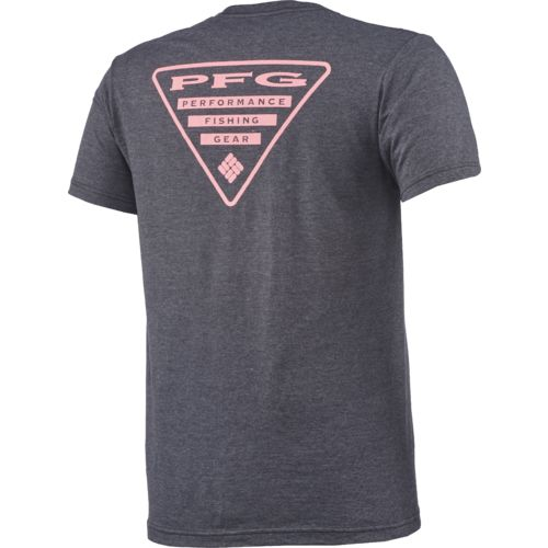 Columbia Sportswear Men's PFG Triangle T-shirt - view number 2