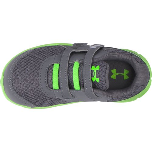 Under Armour Toddler Boys' Engage BL 3 AC Shoes - view number 3