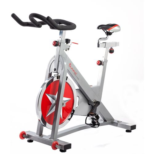 Display product reviews for Sunny Health & Fitness Pro Indoor Cycling Bike
