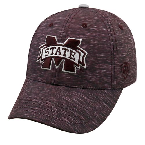 Top of the World Men's Mississippi State University Warpspeed Cap