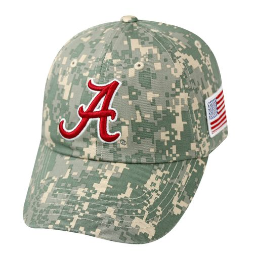 Top of the World Men's University of Alabama Flagship Cap