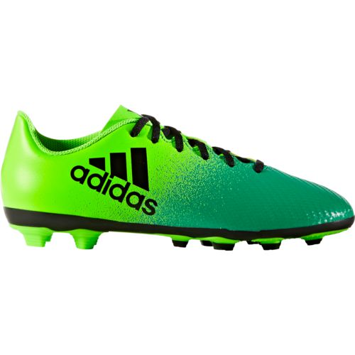 adidas Boys' X 16.4 FxG Soccer Cleats