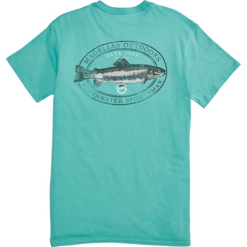 Magellan Outdoors Men's Freshwater Trout T-shirt - view number 4