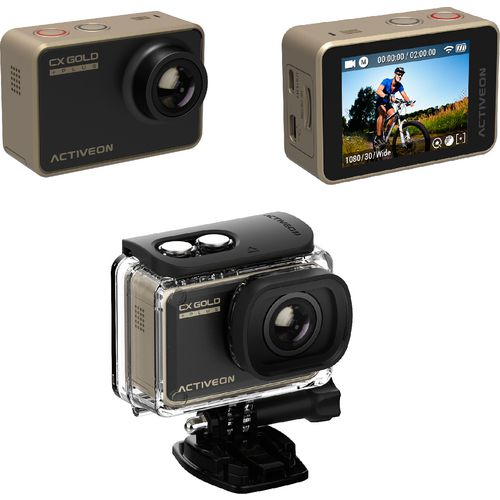 ACTIVEON CX GCB10W Action Camcorder - view number 3