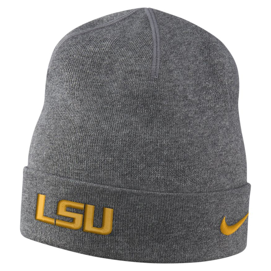 Nike™ Men's Louisiana State University Dri-FIT Cuff Beanie