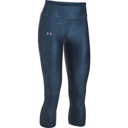 Under Armour Women's Fly By Printed Capri Pant - view number 1