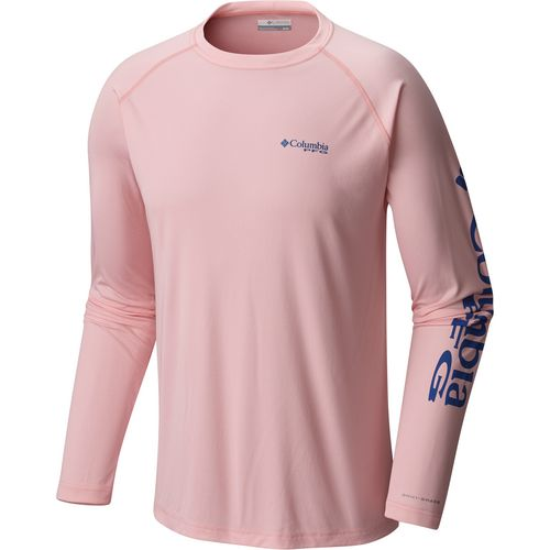 Display product reviews for Columbia Sportswear Performance Fishing Gear Terminal Tackle Big & Tall Long Sleeve T-shirt