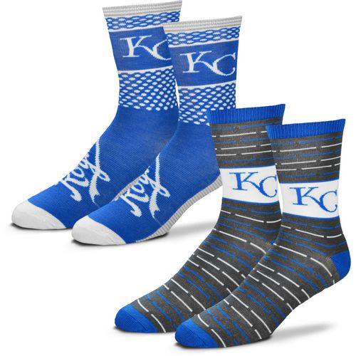 For Bare Feet Men's Kansas City Royals Father's Day Socks - view number 1