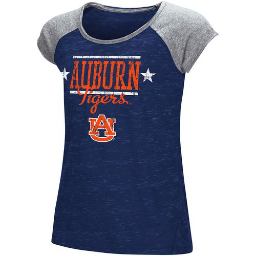 Colosseum Athletics Girls' Auburn University Sprints T-shirt