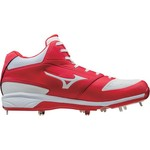 Mizuno Men's Dominant IC Baseball Cleats - view number 1