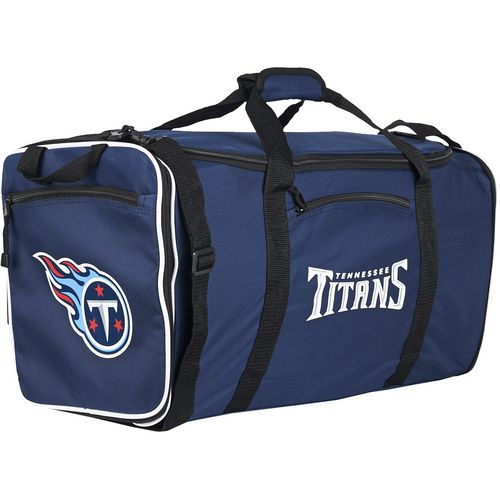 The Northwest Company Tennessee Titans Steel Duffel Bag
